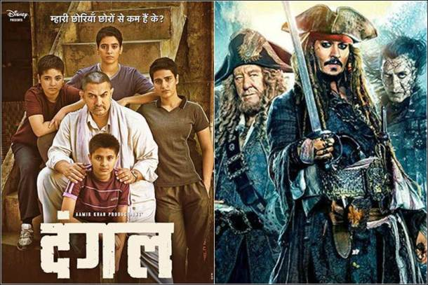 dangal china, dangal china release, dangal pirate of the carribean 5, dangal image