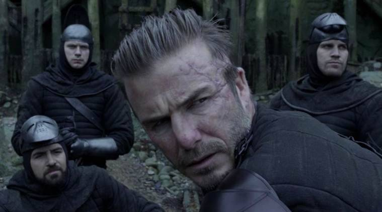 David Beckham, david beckham king arthur, david beckham movie, kinf arthur director, guy ritchie david beckham,