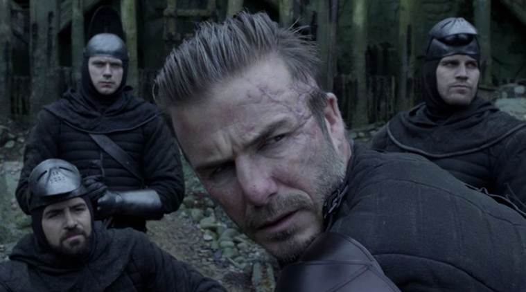 David Beckham, david beckham king arthur, david beckham movie, kinf arthur director, guy ritchie david beckham,