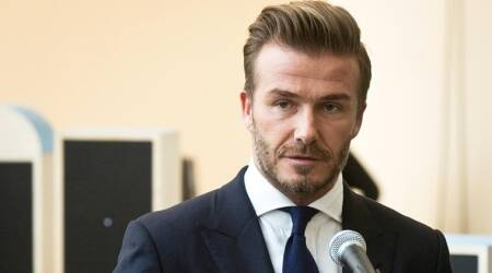 Manchester Arena blast: As a father and a human what has happened truly saddens me, says David Beckham