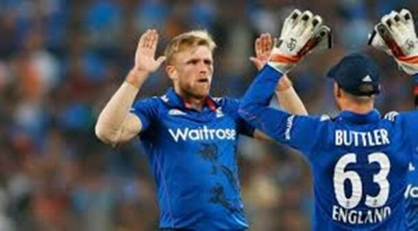 David Willey IE