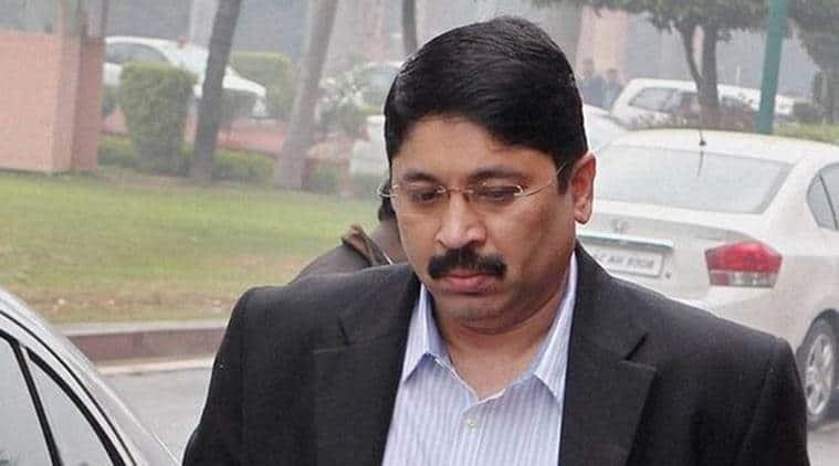 dayanidhi maran, cbi court, india news, indian express news