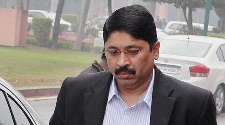 SC dismisses Dayanidhi Maran's plea, tells  him to 'go face trial'