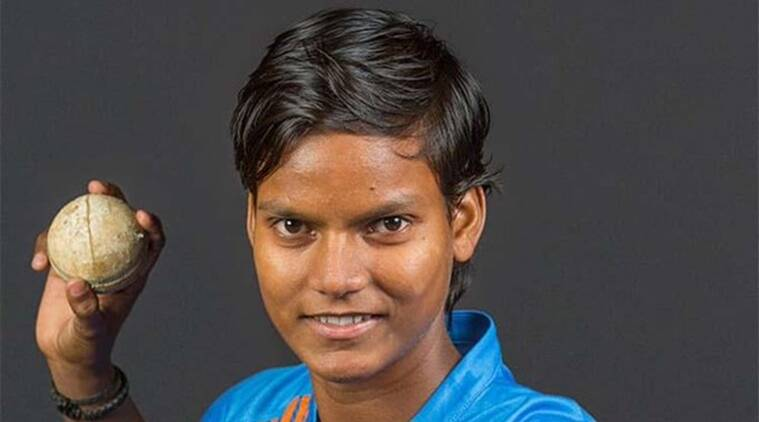 Deepti scores India's highest individual score in ODIs