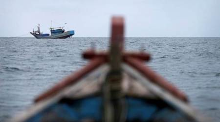 Gujarat coast: Coast Guard rescues six fishermen from a sinking boat