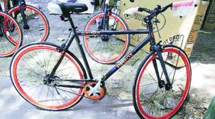 Meeting to discuss construction of 'longest' cycling track inMumbai