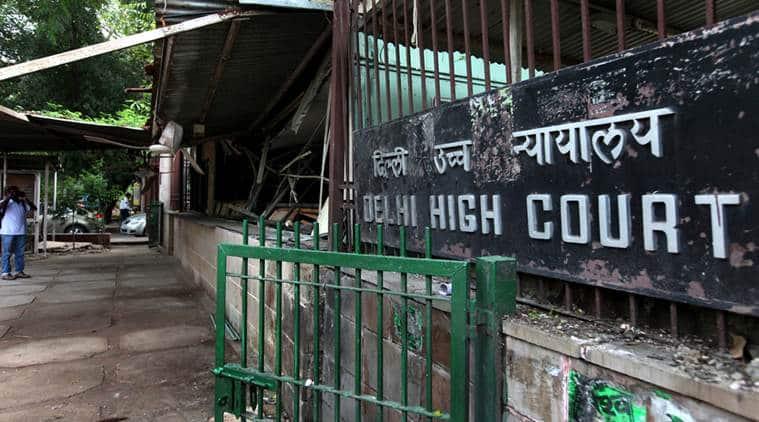 delhi hc news, hauz khas village news, india news, indian express news