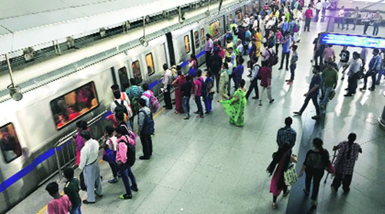 Delhi metro fare hike in january 2019