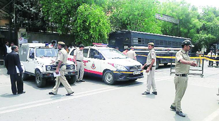 rohini shootout, rohini shooting, delhi, delhi news, delhi rohini shootout, rohini crime, Neeraj Bawana, Neeraj Bawana cousin, Indian Express, India news