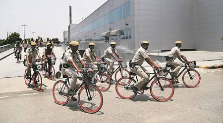 No pot bellies, only 'fit' IPS officers may get promotion