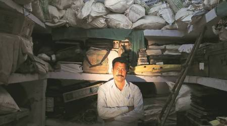 A day in the life of Head Constable: Harindra Rajbhar, 41, Malkhana In-Charge, Mehrauli Police Station, Delhi