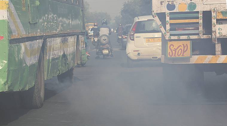 pollution, pollution control, delhi pollution, harsh vardhan, indian express news, india news