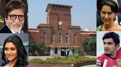 DU admissions: 10 famous alumni of Delhi University