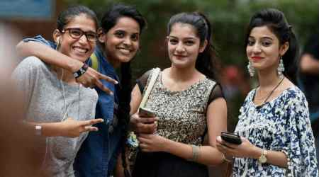 Delhi University Admissions 2017, Delhi University Admission Procedure, Delhi University's first cut-off list, Sri Guru Tegh Bahadur Khalsa (SGTB) College , highest cut-off for DU admissions, Humanities Cut-off for DU, Commerce cut-off for DU, Science cut-off for DU, Delhi University, Education news. Indian Express News