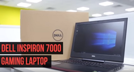 Dell Inspiron 7000 Gaming Laptop First Impression