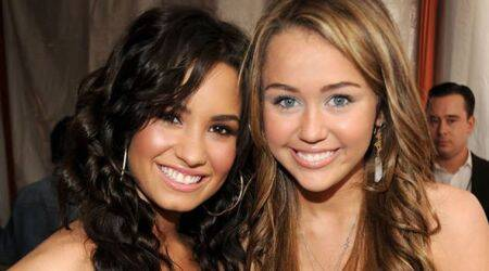 I'm really proud of Miley Cyrus: Demi Lovato
