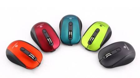 Zebronics Denoise, a silent wireless mouse, launched at Rs 999