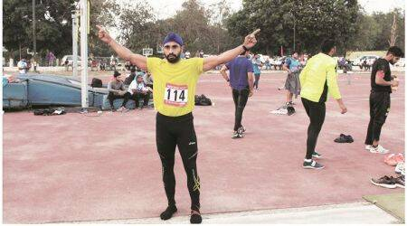 Indian GP: Pushed to a corner, Devender Singh comes out stronger