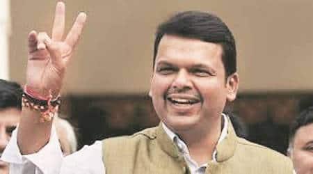 Devendra Fadnavis, shiv sena, mumbai congress, BJP allaince with shiv sena, Shiv sena BJP will defeat opposition in 2019, Indian Express