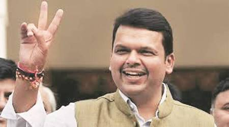 Devendra Fadnavis, shiv sena, mumbai  congress, BJP allaince with shiv sena, Shiv sena BJP will defeat opposition in 2019, Indian Express