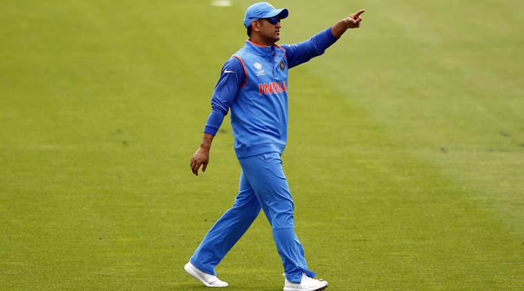 MS Dhoni, India vs Bangladesh, Champions Trophy