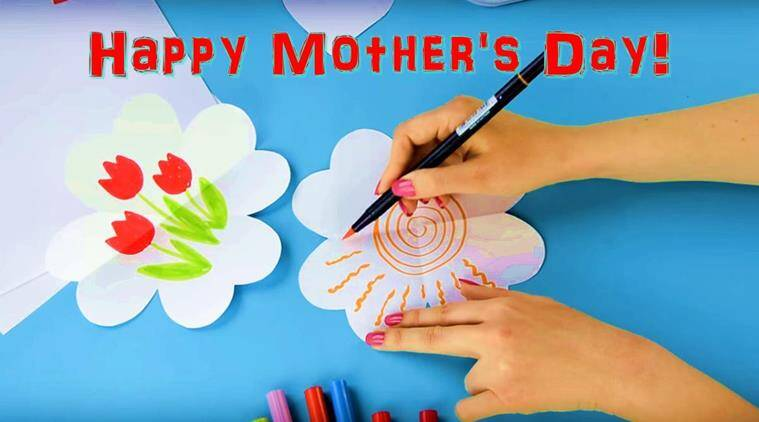 WATCH: Create these beautiful DIY Mother's Day cards and ...