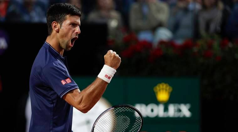 novak djokovic, djokovic, andre agassi, agassi, djokovic agassi, french open, french open 2017, wimbledon, tennis news, tennis, indian express