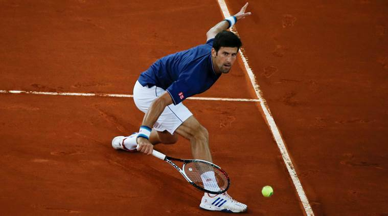 Novak Djokovic, Novak Djokovic news, Novak Djokovic updates, Novak Djokovic Madrid Open, Madrid Open news, sports news, sports, tennis news, Tennis, Indian Express