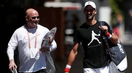 French Open 2017: Novak Djokovic hoping Andre Agassi can inspire him back to top spot