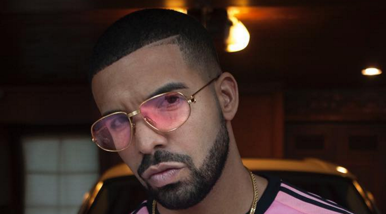 Drake takes Irish model Ava Van Rose on Boy Meets World tour for six weeks