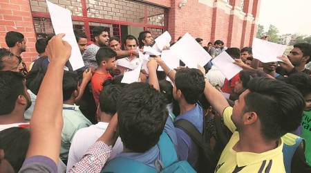 First cut-off in Delhi University on June 20