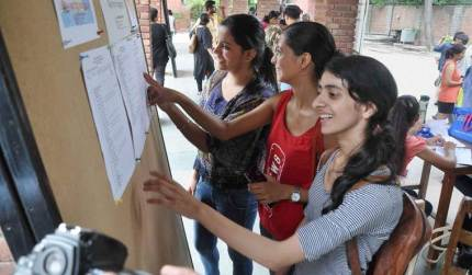 DU admissions 2018: Delhi University's tentative cut-off plans yet to take off