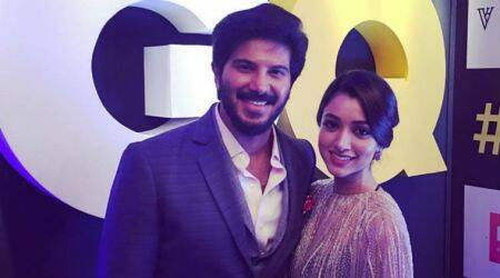 CIA star Dulquer Salmaan names his little girl Maryam Ameerah Salmaan?
