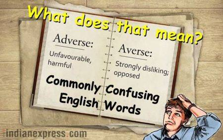 How many of these 25 commonly confusing English words do you know?