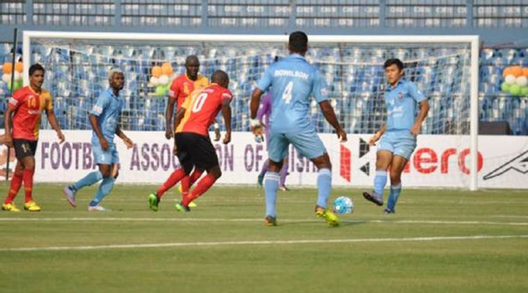 east bengal, churchill brothers, fed cup, federation cup, i-league, football news, sports news, indian express