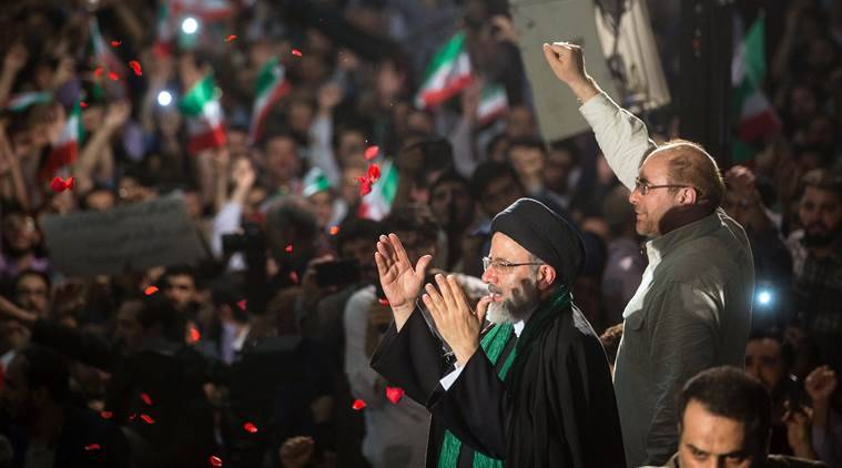 iran elections, hassan rouhani, iran presidential candidates, khamenei, hardliner candidates iran elections, Ebrahim Raisi, political system of iran, world news, iran news, middle east news, indian express