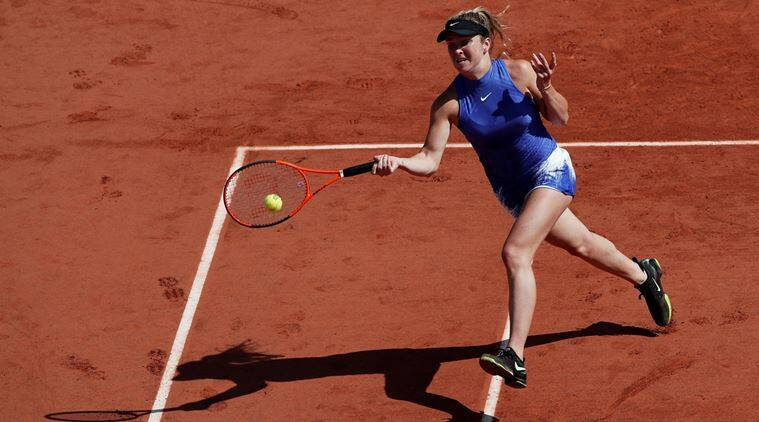 Svitolina cruises after dropping set at French
