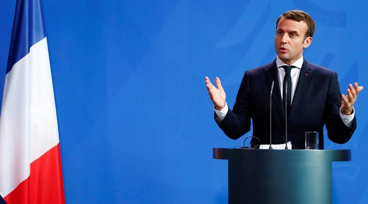 Emmanuel Macron, EU Council President Donald Tusk, France EU talks, France and EU talks news, Latest news, World news, international news, world news,