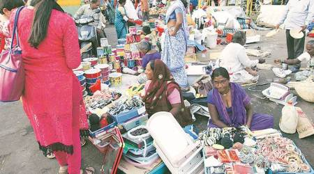 Mumbai hawker eviction drive: Cylinders, hand carts, stalls: BMC seizes goods worth Rs 2.25 cr