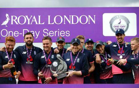 ICC Champions Trophy 2017, England, England World Cup squad, Eoin Morgan, Alex Hales, Jason Roy, ben Stokes, Jonny Bairstow, Moeen Ali, Liam Plunkett, Adil Rashid, sports gallery, indian express