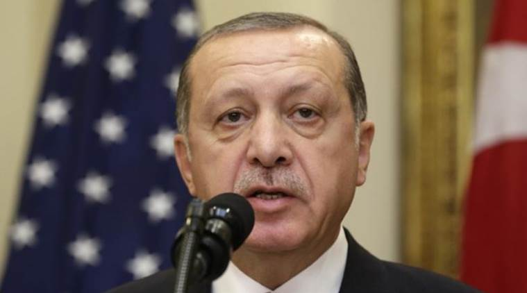 US President Donald Trump Tayyip Erdogan Kurdistan Workers Party Islamic State Syrian Kurdish YPG militia International news World news Latest news
