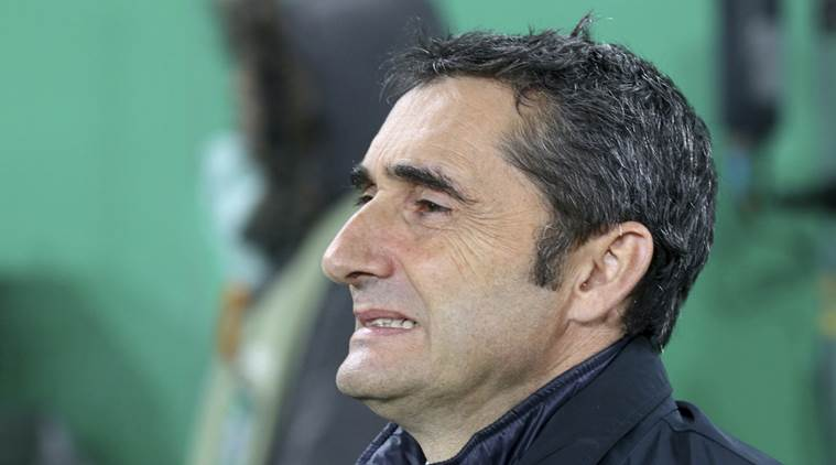 Ernesto Valverde, Ernesto Valverde news, Ernesto Valverde updates, Ernesto Valverde Athletic Bilbao, sports news, sports, football news, Football, Indian Express