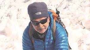 After 50 days and 7,000 metres: Mountaineer warded due to chest pain during Everest expedition