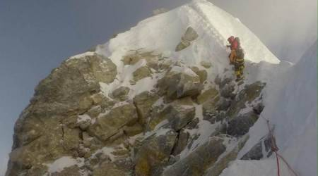 Has Mount Everest's iconic 'Hillary Step' collapsed?
