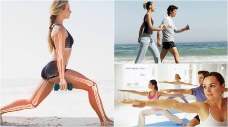 Exercise not only to stay fit, but to make bones strongertoo