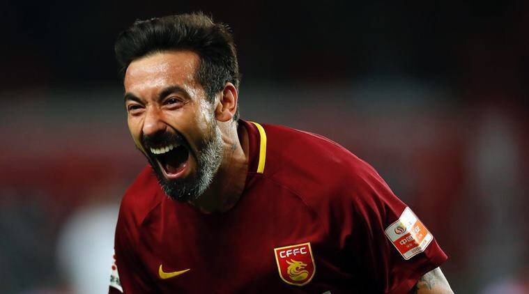 Ezequiel lavezzi apologises over offensive photograph the indian ezequiel lavezzi joined hebei cffc from paris st germain in a multi million dollar deal last year source twitter voltagebd Gallery