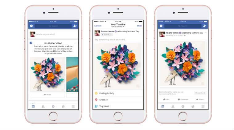 Facebook, Mothers Day, Happy Mothers Day, Facebook flower reaction, Facebook mothers day reaction, Facebook Mothers Day emoji, Facebook flower reaction meaning, technology, technology news