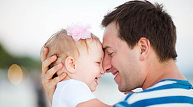 Father-children, parenting tips, father helps children, playing with father, playing with children, father child bond, studying and learning with father, parents and kids, survey on father, survey on parenting, research, latest research, Indian Express, indian Express news