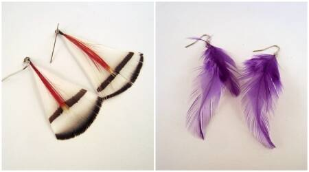 Jewellery tips: Four simple ways to maintain your feather accessories