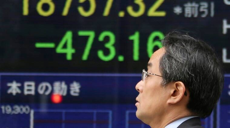 Nikkei drops to 6-month low
